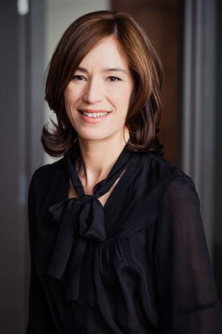President and founder of CASACOM, Marie-Josée Gagnon (CNW Group/CASACOM)