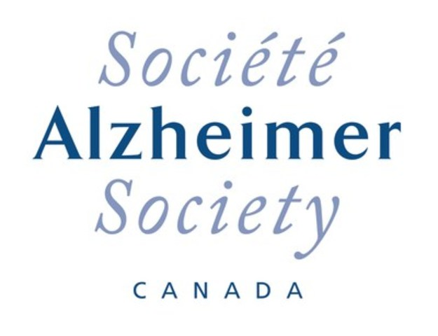 Logo: Alzheimer Society of Canada (CNW Group/Women's Brain Health Initiative (WBHI))
