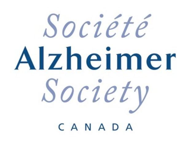 Logo: Alzheimer Society of Canada (CNW Group/Women's Brain Health Initiative (WBHI))
