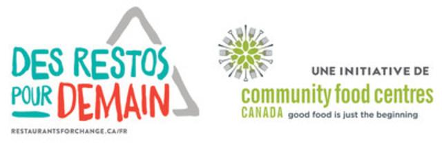 Des restos pour demain / Community Food Centres Canada (Groupe CNW/Community Food Centres Canada)