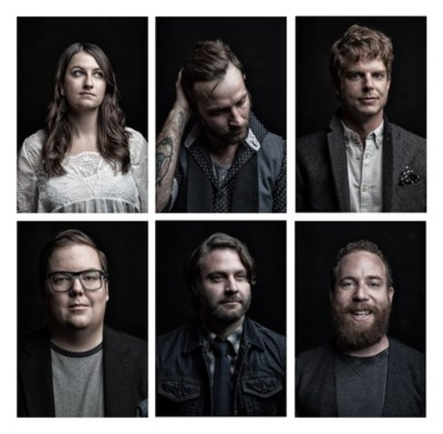 Canadian rockers The Strumbellas will perform with Hedley and Matthew Good at the 157th Queen's Plate on July 3, 2016 (CNW Group/Queen's Plate)