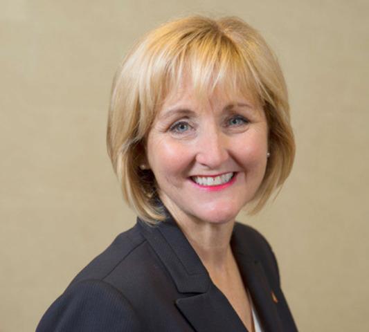 Dre Diane Legault, DMD, MBA, présidente du Conseil interprofessionnel du Québec (CIQ) (Groupe CNW/Conseil interprofessionnel du Québec)
