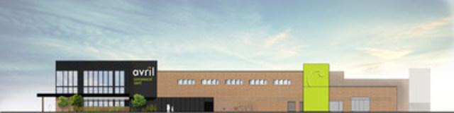 Centre Laval annonce la venue d'Avril Supermarché Santé (Groupe CNW/FONDS DE PLACEMENT IMMOBILIER COMINAR)