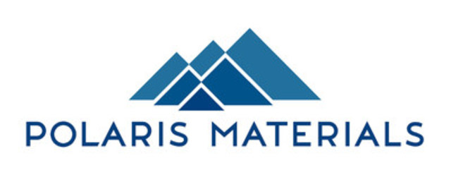 Polaris Materials Corporation Logo (CNW Group/Polaris Materials Corporation)