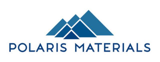 Polaris Materials Corporation Logo (CNW Group/Polaris Materials Corporation)