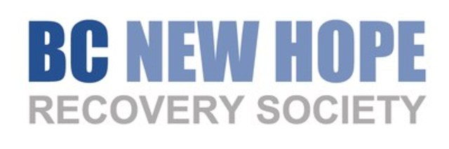 BC New Hope Recovery Society (CNW Group/BC New Hope Recovery Society)