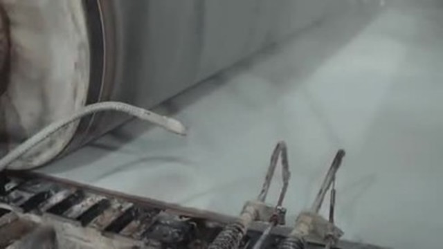 Video: B-roll of West Fraser Hinton Pulp Lignin Recovery Plant