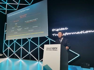 منصة هورايزون الرقمية من هواوي للمدن تبني مدنا ذكية متصلة بالكامل