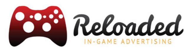 Reloaded Interactive Logo (CNW Group/Reloaded In-Game Advertising) (CNW Group/Reloaded Interactive)