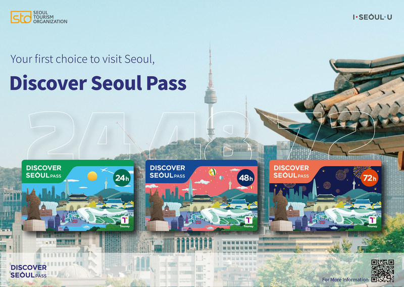 Upgraded Version of Discover Seoul Pass, The First Choice for Seoul Travel