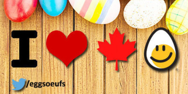 Canadian eggs are among the best in the world for quality and freshness. (CNW Group/Egg Farmers of Canada)