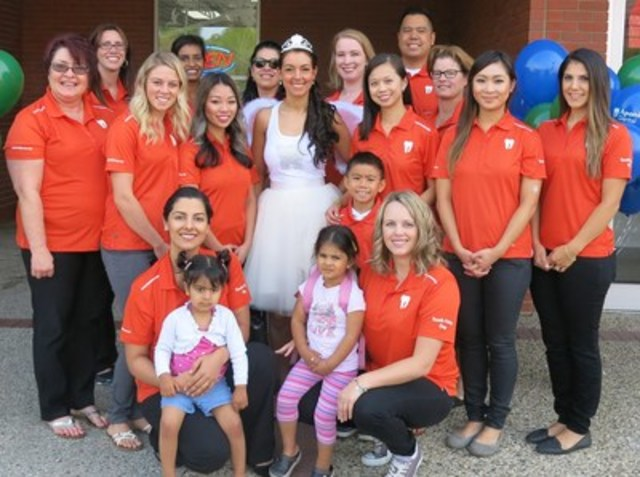 Tooth Fairy Day 2016 (CNW Group/Aponia Dental)