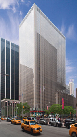 Ivanhoé Cambridge acquires 51% interest in 1211 Avenue of the Americas in New York City. (CNW Group/Ivanhoé Cambridge)