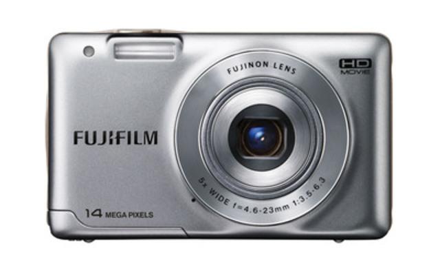Fujifilm FinePix JX500 (CNW Group/FUJIFILM Canada Inc.)