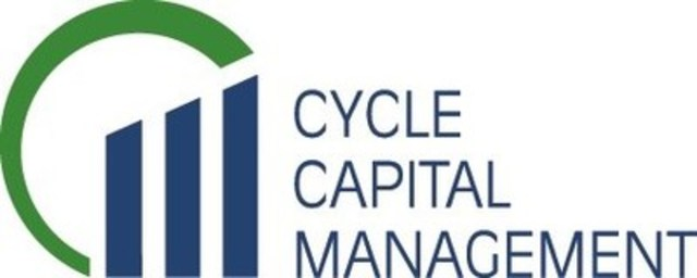 Logo : Cycle Capital Management (Groupe CNW/Cycle Capital Management)