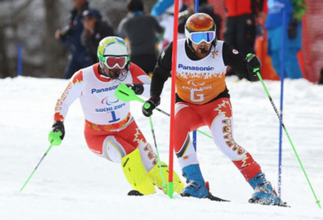 Chris Williamson, one of the world's most decorated para-alpine athletes, has announced his retirement from competitive ski racing, ending his 17-year career. (CNW Group/Canadian Paralympic Committee (CPC))