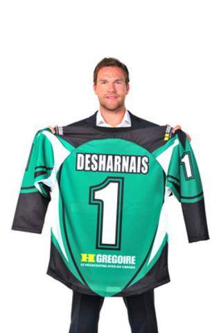 David Desharnais (CNW Group/MEGACENTRES H. GREGOIRE)
