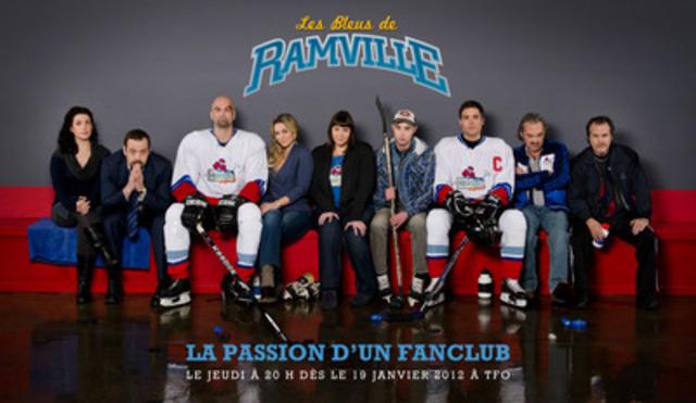 Les Bleus de Ramville (Groupe CNW/Office des télécommunications éducatives de langue française de l'Ontario (OTÉLFO))