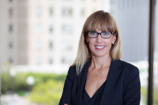 Suzanne Heske, Caldwell Partners' newest partner in the Financial Services Practice. (CNW Group/The Caldwell Partners International Inc.)