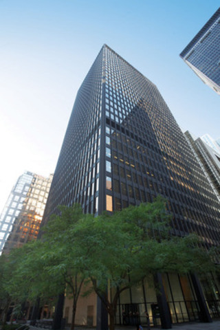TD Centre Tower at 100 Wellington Street is the first in Toronto to achieve LEED Platinum Certification (CNW Group/Cadillac Fairview Corporation Limited)