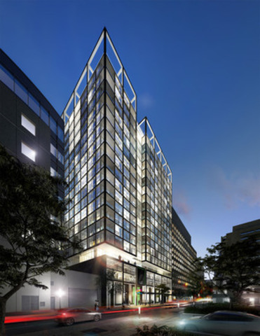 Canada's Capital will soon offer leisure and business travelers an ALTernative to its traditional limited service hotel accommodations as Groupe Germain Hospitalité plans to bring its no-frills-chic ALT Hotel brand to downtown Ottawa. (CNW Group/Groupe Germain)