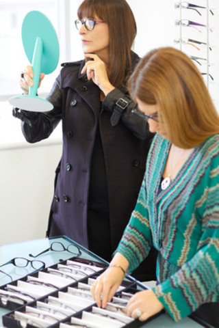 JEANNE BEKER PARTNERS WITH OPTICAL INDUSTRY LEADER, WESTGROUPE, TO LAUNCH SIGNATURE COLLECTION OF EYEWEAR. (CNW  ...