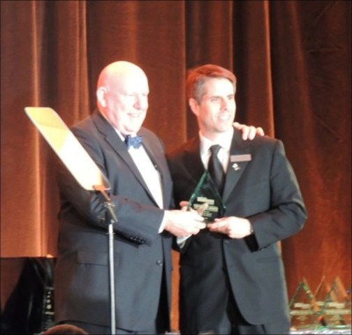 Anaconda Mining's Dustin Angelo recognized among top 50 CEOs in Atlantic Canada (CNW Group/Anaconda Mining Inc.)