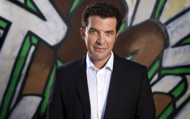 Rick Mercer (Groupe CNW/Légion royale canadienne)
