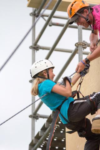 L'inscription pour les camps d'été 2014 et l'année de scoutisme 2014-2015 est maintenant commencée. (Groupe CNW/Scouts Canada)