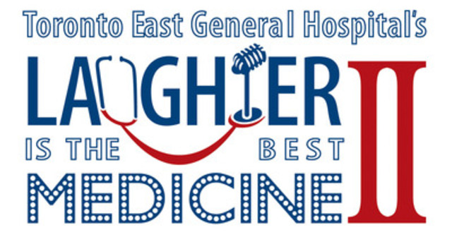 Toronto East General Hospital's Laughter Is The Best Medicine II (CNW Group/Toronto East General Hospital)