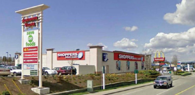 Manulife Real Estate acquired Aldergrove Village Shopping Centre, a 91,517-square-foot retail property in Langley, British Columbia, in a deal that closed March 5, 2013. The property was purchased for its Manulife Canadian Property Portfolio, a core, open-end real estate investment fund that invests in Canadian commercial real estate assets. (CNW Group/Manulife Real Estate)
