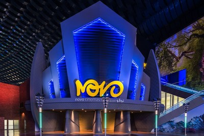 نوفو سينماز تفتتح صالة عرض من طراز آيماكس الليزري بتصميم عصري في آي إم جي عالم من المغامرات بدبي