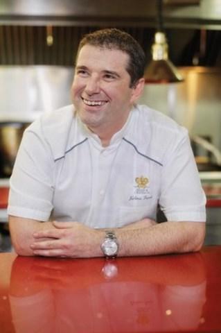 M. Jérôme Ferrer. (Groupe CNW/Association des restaurateurs du Québec)