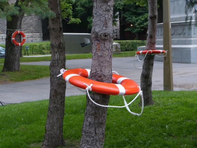 Ce mardi, l'Espace pour la vie vous donne rendez-vous à la Place du Canada (près des rues René-Lévesque et Peel), pour « Prêter main-forte à la nature », une opération de sensibilisation sur la biodiversité, son importance et sa fragilité. (Groupe CNW/Espace pour la vie)