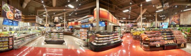 Prêt-à-manger, prêt-à-cuisiner, comptoir sushis et une véritable pizzeria au nouvel IGA extra Famille Duchemin! (Groupe CNW/Sobeys Québec)