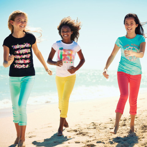 Girl Confidential (Groupe CNW/Sears Canada Inc.)