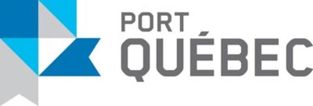 Logo : Port de Québec (Groupe CNW/Administration portuaire de Québec)