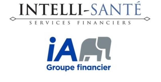 Services financiers Intelli-Santé / iA Groupe financier (Groupe CNW/Services financiers Intelli-Santé)
