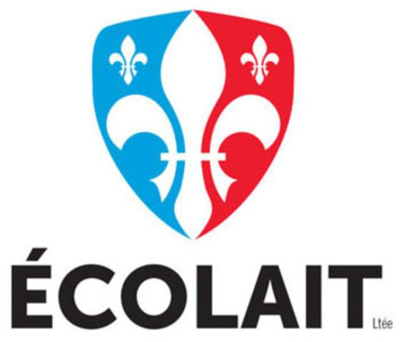 Logo : Écolait Ltée (Groupe CNW/Agro Québec)