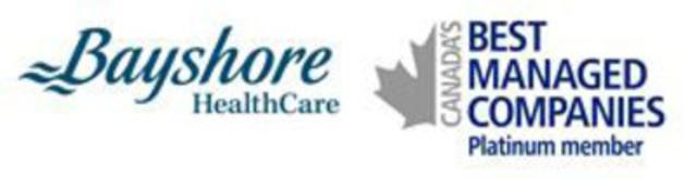 Bayshore HealthCare logo (CNW Group/Bayshore HealthCare)