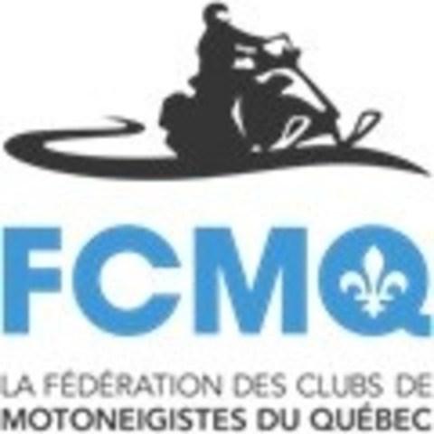 Logo: FCMQ (Groupe CNW/Fédération des clubs de motoneigistes du Québec)