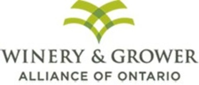 Winery & Grower Alliance of Ontario (WGAO) (CNW Group/Winery & Grower Alliance of Ontario)