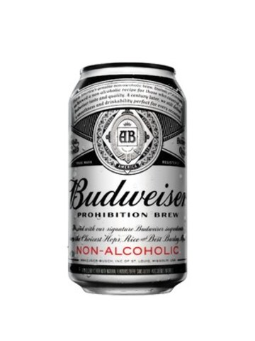 Introducing Budweiser Prohibition Brew, a flavorful new beer that offers beer lovers the refreshing and authentic taste of Budweiser without the alcohol.  It's brewed to be an anytime, anywhere beverage for adults, with all the credentials of Canada's best selling beer. (CNW Group/BUDWEISER)