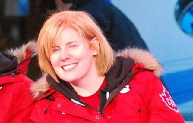 La Ministre canadienne du Sport et des Personnes handicapées, Carla Qualtrough, a reçu la Reconnaissance de la Journée internationale de la femme du Comité international paralympique (IPC) en l'honneur de son impact et de son leadership dans le sport. (Groupe CNW/Comité paralympique canadien (CPC))