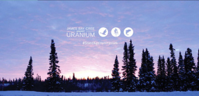 James Bay Crees launch the People's Board at StandAgainstUranium.com (CNW Group/The Grand Council of the Crees (Eeyou Istchee))