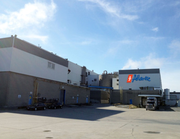Atlantic Packaging Announces Plans to Open First High Performance Lightweight Recycled Paper Mill in North America. (CNW Group/Atlantic Packaging Products)