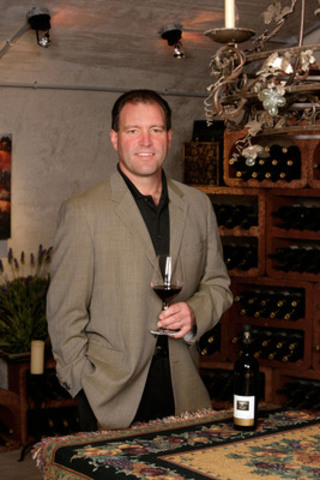 Allan Schmidt, President and Managing Partner of Vineland Estates Winery in Vineland - New Chair of the Wine Council of Ontario. (CNW Group/Wine Council of Ontario)