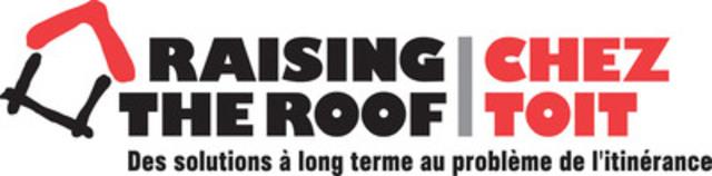 Logo Chez Toit (Groupe CNW/Raising the Roof)