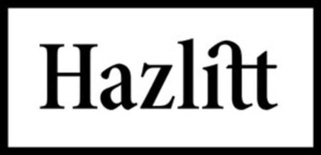 Hazlitt (CNW Group/Random House of Canada Limited)