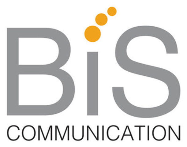 Logo: BIS Communication (Groupe CNW/BIS Communication)